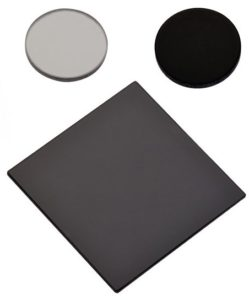 Neutral Density Filter Round and Square